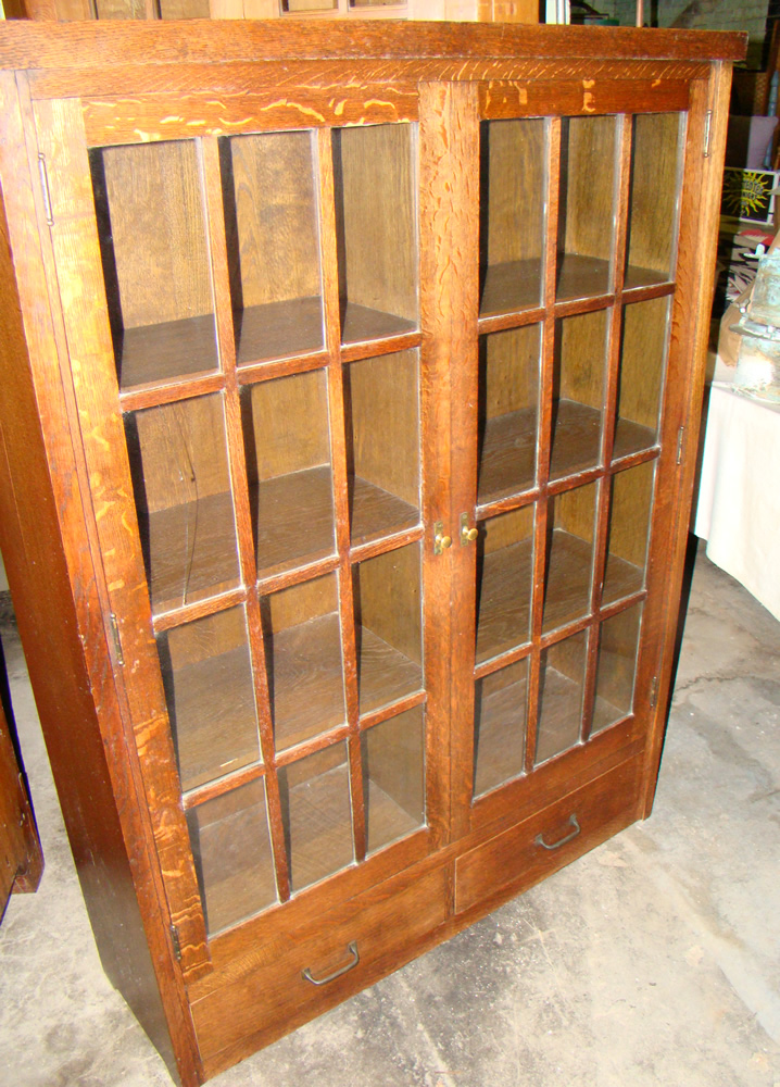Gamage antiques your source for antiques appraisals for Arts and crafts bookcase